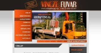 Vincze Fuvar